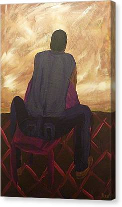 Solitude Canvas Print