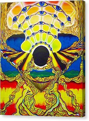 Viod  Movement Canvas Print by Ben Christianson