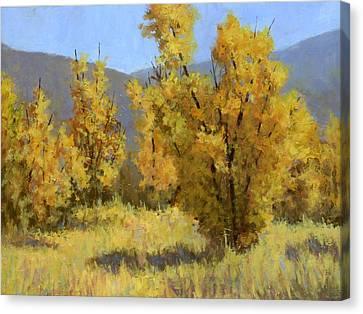 Wild Autumn Canvas Print