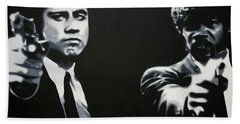 - Pulp Fiction - Hand Towel