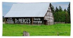 Dr Pierce' Barn 110514.109c1 Hand Towel