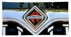 International Truck Bath Towel