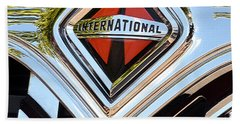 International Truck II Bath Towel