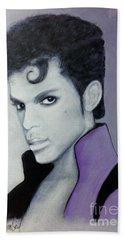Purple Prince Bath Towel