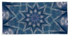 Sky Mandalas 6 Bath Towel