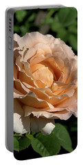 Portable Battery Charger featuring the photograph Orange Rose by Joy Watson