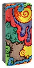 Caribbean Colors Portable Battery Charger