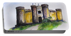 Castle Nuovo, Napoli Portable Battery Charger