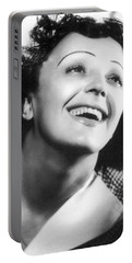 Edith Piaf Portable Battery Charger
