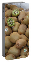 European Markets - Kiwis Portable Battery Charger by Carol Groenen
