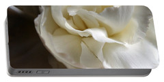 Portable Battery Charger featuring the photograph Flower Beauty by Deniece Platt