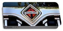 International Truck Portable Battery Charger by Bill Owen