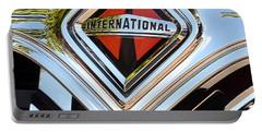 International Truck II Portable Battery Charger by Bill Owen