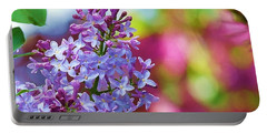 Lilacs 2012 Portable Battery Charger