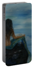 Mermaid Mist Portable Battery Charger