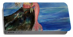 Mermaid Wishes Portable Battery Charger
