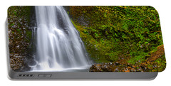 Spring Cascade Portable Battery Charger by Andrea Hazel Ihlefeld