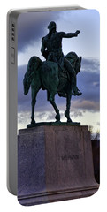 Washington Monument At West Point Portable Battery Charger
