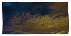 Arizona Moonset Beach Towel by Kimo Fernandez