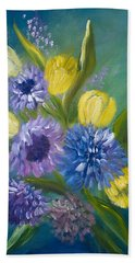 Bonnie Bouquet Beach Towel