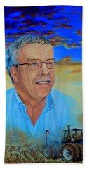 Mr. Schad Beach Sheet by Ruanna Sion Shadd a'Dann'l Yoder
