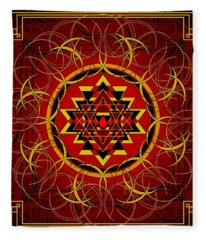 Agni 2012 Fleece Blanket