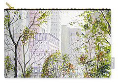 Central Park Stroll Carry-all Pouch