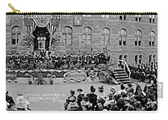 Commencement Georgetown University Carry-all Pouch by Fred Schutz Collection