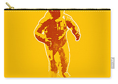 Astronaut Graphic Carry-all Pouch by Pixel Chimp