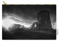 Bradgate Park At Dusk Carry-all Pouch