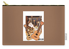 Bruce's Ukuleles Carry-all Pouch
