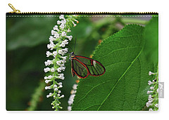 Clearwing Butterfly Carry-all Pouch
