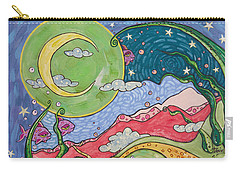 Daydreaming Carry-all Pouch