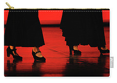 Carry-all Pouch featuring the photograph Flamenco 2 by Pedro Cardona