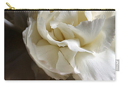 Carry-all Pouch featuring the photograph Flower Beauty by Deniece Platt