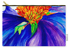 Graceful Curves Carry-all Pouch by Lil Taylor