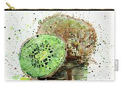 Kiwi 1 Carry-all Pouch by Arleana Holtzmann