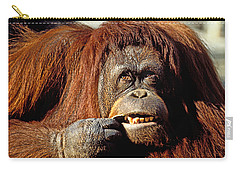 Orangutan  Carry-all Pouch
