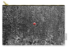 Carry-all Pouch featuring the photograph Orb by Stuart Turnbull