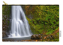Spring Cascade Carry-all Pouch by Andrea Hazel Ihlefeld