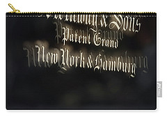Steinway Original Grand Carry-all Pouch