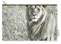 The King Stands Tall Carry-all Pouch by Darcy Michaelchuk