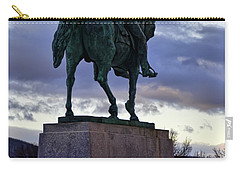Washington Monument At West Point Carry-all Pouch by Dan McManus