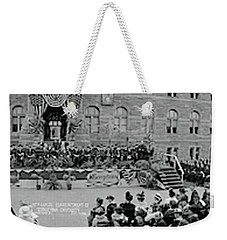 Commencement Georgetown University Weekender Tote Bag
