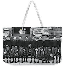 Georgetown Football Squad Washington Dc Weekender Tote Bag