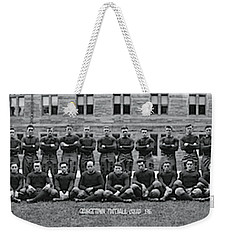 Georgetown U Football Squad Weekender Tote Bag
