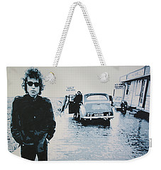 No Direction Home Weekender Tote Bag