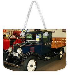 1930 Chevrolet Stake Bed Truck Weekender Tote Bag
