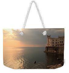 Miramare Sunset Weekender Tote Bag