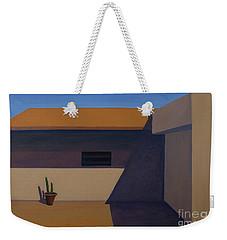Cactus In Summer Heat Weekender Tote Bag